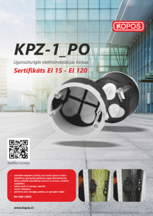 KPZ-1_PO Ugunsizturīgās elektroinstalācijas kārbas