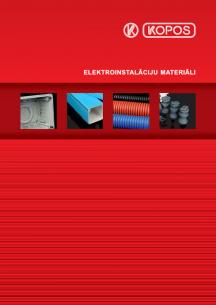 Elektroinstalāciju materiāli
