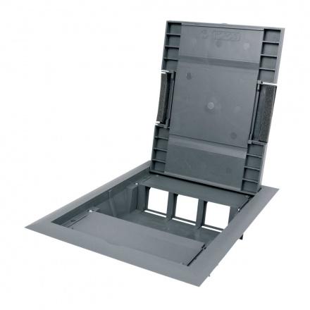 KOPOBOX 57 LB - rám podlahové krabice
