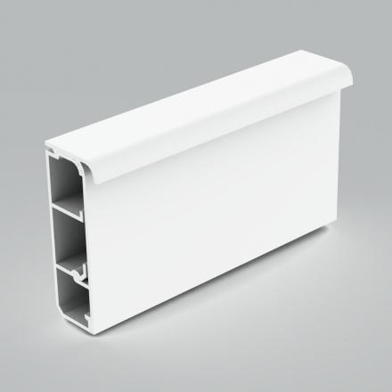 LPK 80X25 HD - lišta podlahová