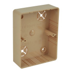 LK 80X28 2ZK I1 - krabice přístrojová (imitace)