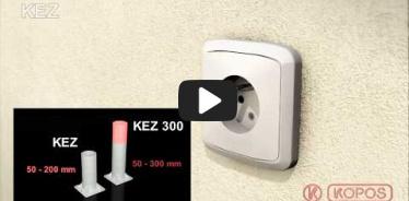 Embedded thumbnail for Montāžas instrukcija instalācijas kārbai uzstādīšanai termoizolācijā KEZ