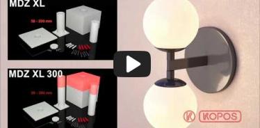 Embedded thumbnail for Instalācijas instrukcija montāžas plāksnei uzstādīšanai termoizolācijā MDZ XL
